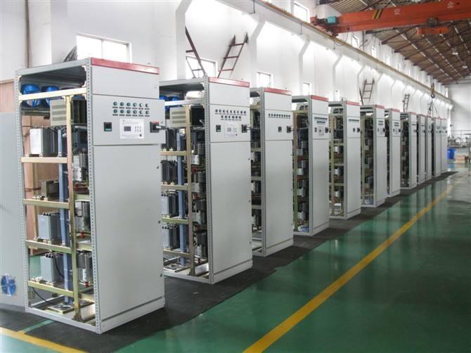 低压无功补偿计算茂名电容补偿柜阻容滤波电路